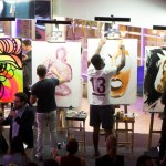 Último Art Battle Lounge do ano ocorre no Pullman SP Vila Olímpia