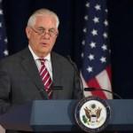 Rex Tillerson diz que EUA estão prontos para conversar com a Coreia do Norte