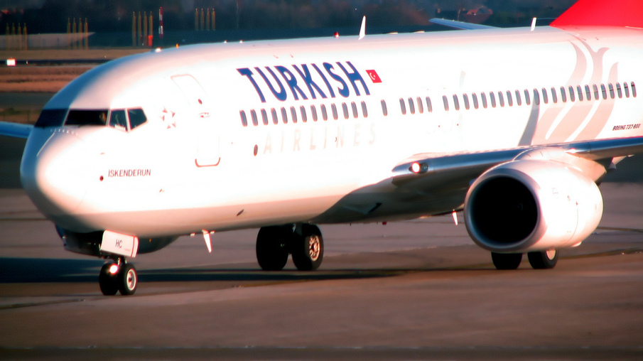 Turkish Airlines atinge maior taxa de ocupação de voo em sua história