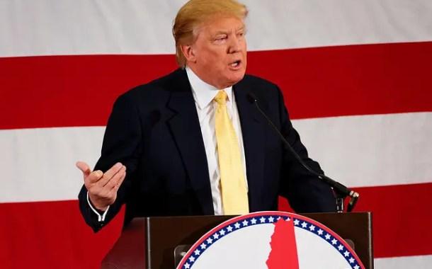 Trump discute legislação de armas com lideranças do Congresso