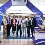 Copa Airlines inaugura segunda frequência Porto Alegre-Panamá