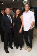 Sebastião Marinho, Camilla Marinho e Jorge William