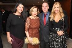 Joana Maria Teixeira, Ilka Bambirra, Bayard Boiteux e Manuela Ferrari