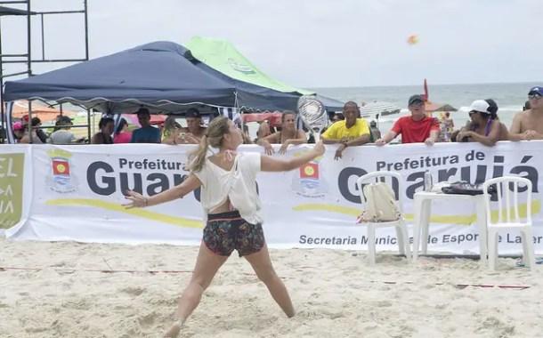 4º Encontro de 101 Mulheres no Beach Tennis acontece no Guarujá