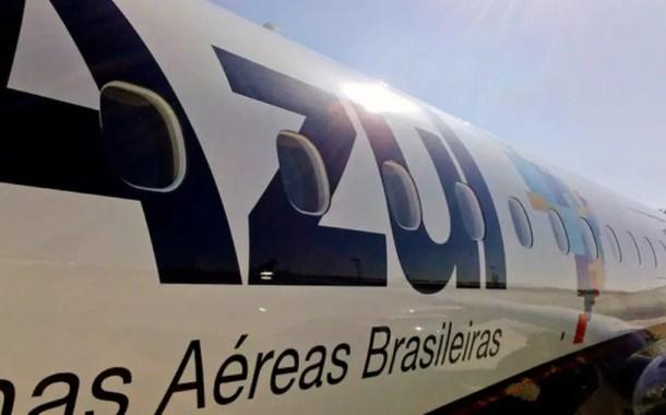Azul inicia operação de voos de Recife para Rosário e Córdoba