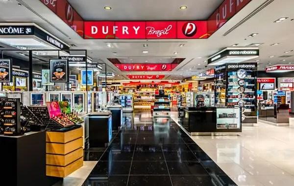 Dufry reporta forte resultado em 2017 com alto crescimento orgânico