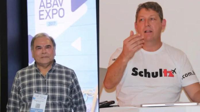 O DIÁRIO ouviu a opinião de alguns agentes e operadores entre eles Carlos A. Santos e Aroldo Schultz (Crédito: DT)