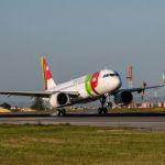 TAP celebra a chegada de sua primeira aeronave Airbus A320NEO