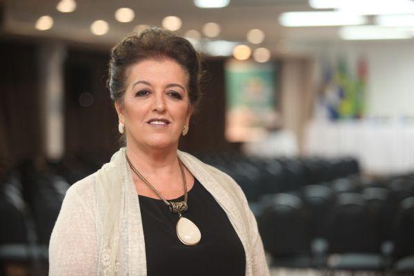 Ana Maria dos Santos é a nova presidente da entidade (Foto: João Souza)