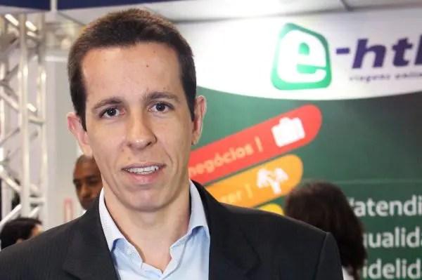 Flávio Louro, diretor da E-HTL Viagens (Foto: divulgação)
