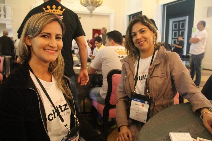 Gyselle Conde e Alane Pinto agentes.jpgok