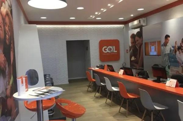 Interior de um dos pontos de venda da companhia no Brasil (Foto: divulgação)