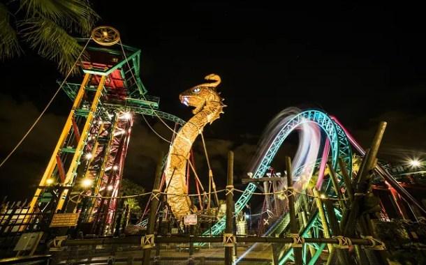 Summer Nights no Busch Gardens Tampa Bay será antecipado