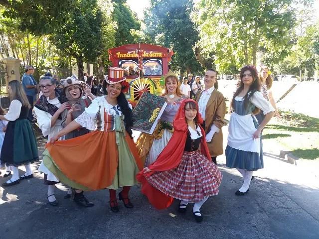 O evento terá como foco a tradição germânica presente na cidade, com comidas, danças, música (Crédito: divulgação)