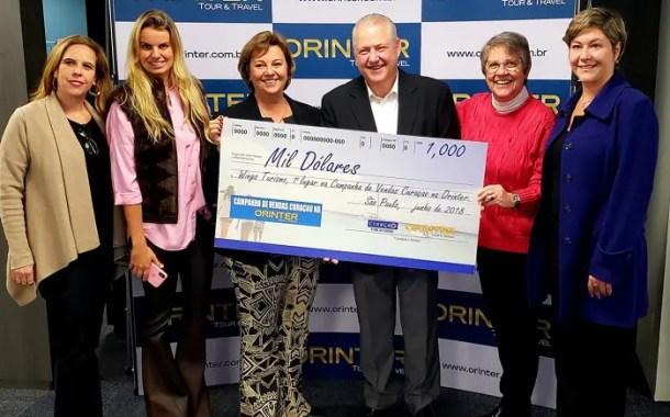Campanha de incentivo de vendas Curaçao tem como vencedora a agência Wings Turismo