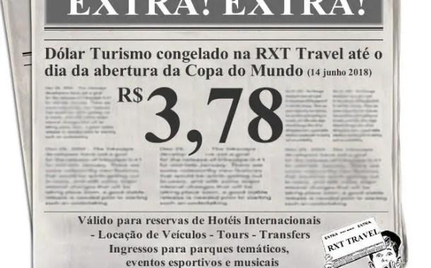 Operadora RXT Travel usa de criatividade para venda de pacotes