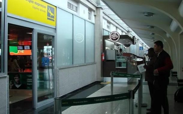 Aeroporto de Congonhas recebe porta de Desembarque Expresso