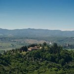 Tradições na cidade de Toscana atraem turistas no outono