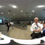 Encontro Internacional de Jornalistas de Turismo tem palestra de Paulo Atzingen (Veja imagens 360º)