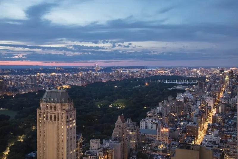 NYC & Company destaca hotéis cinco-estrelas em seu site de luxo
