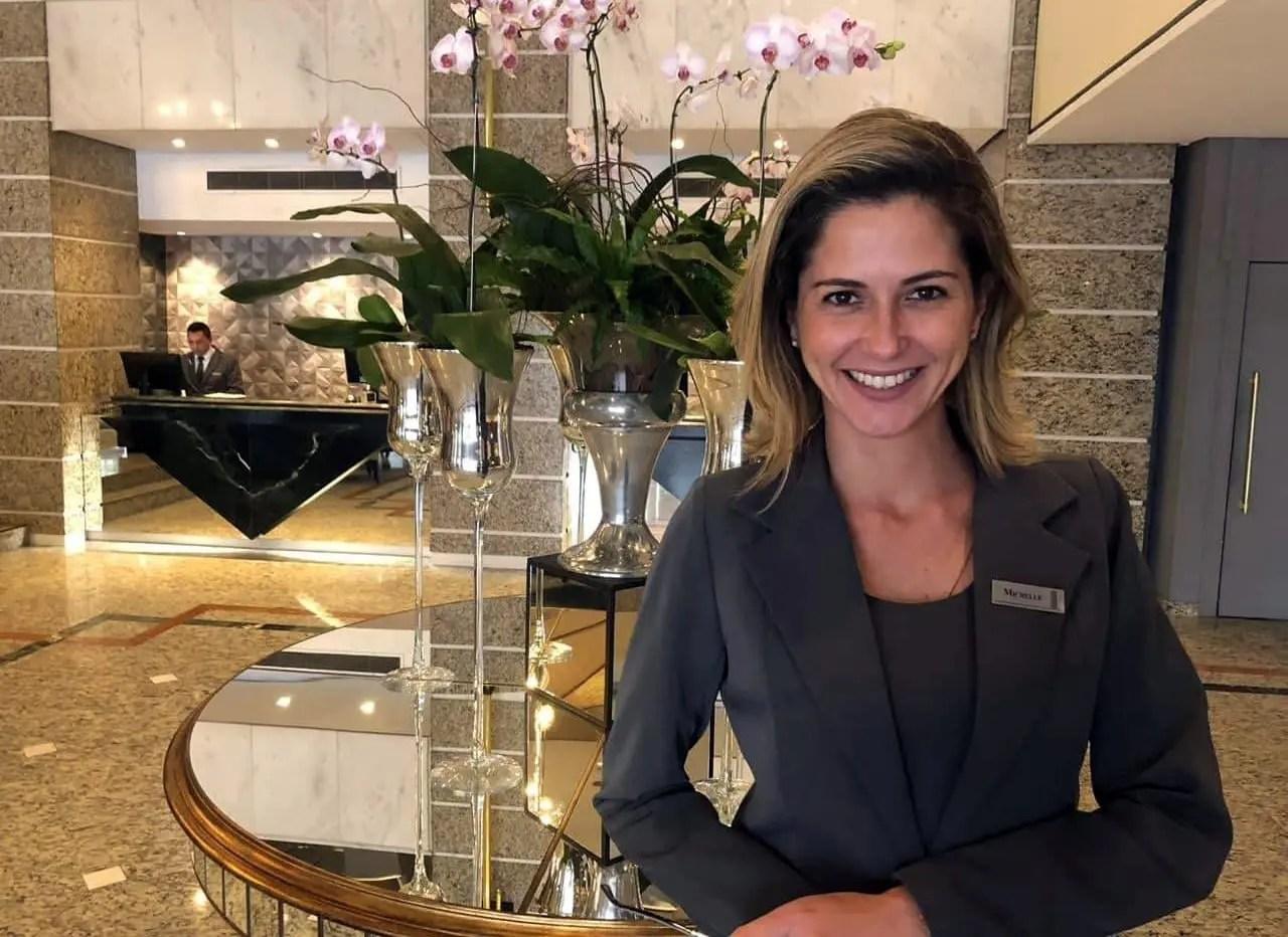 Grand Hotel Rayon apresenta novo serviço