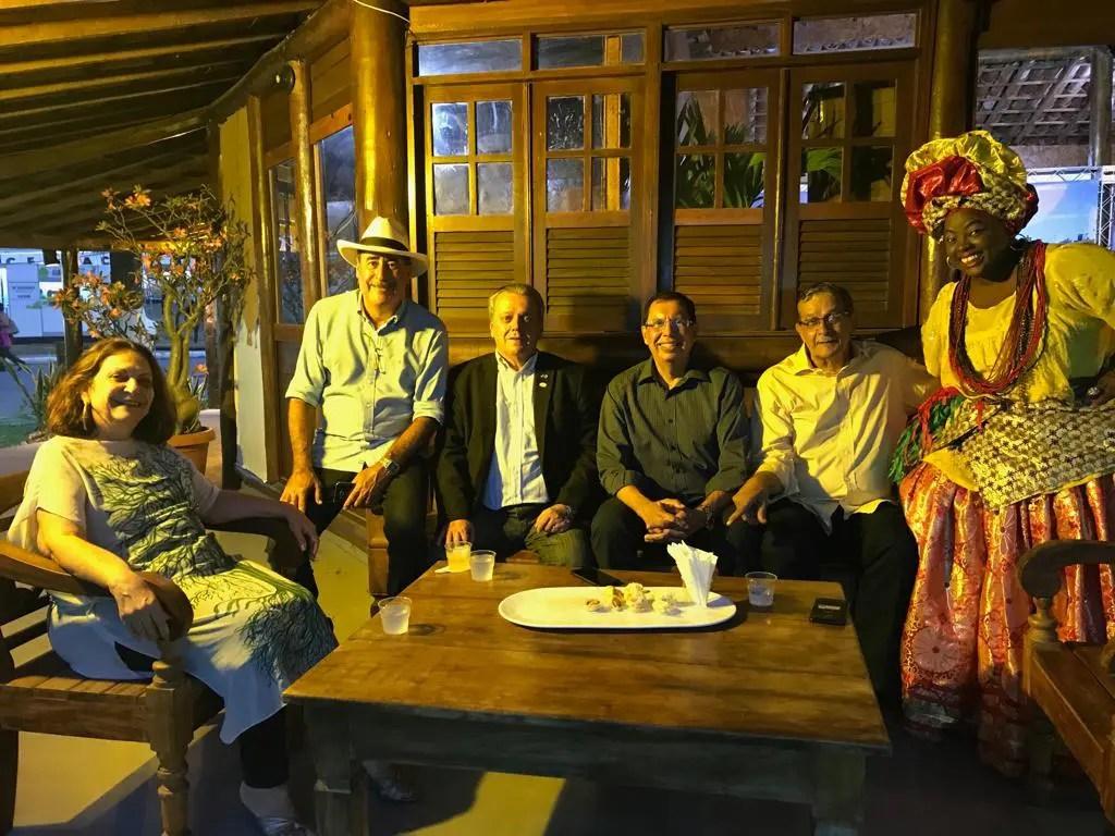 Bahia impulsiona intercâmbio turístico e comercial durante a Fenagro