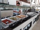 O restaurante Versátil é um dos mais procurados por sua variedade