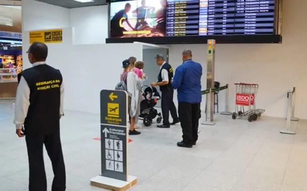 Aeroporto Santos Dumont (RJ) inaugura novo acesso prioritário para passageiros