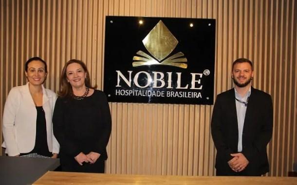 DIÁRIO visita escritório central da Nobile Hotéis em Brasília
