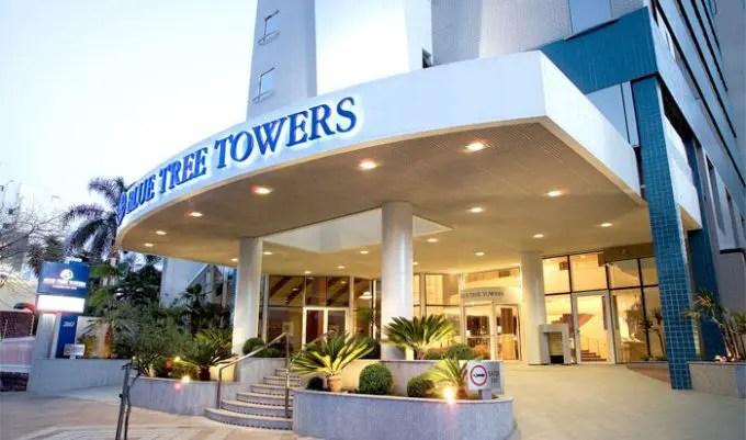 Blue Tree Towers Caxias do Sul investe em eventos beneficentes