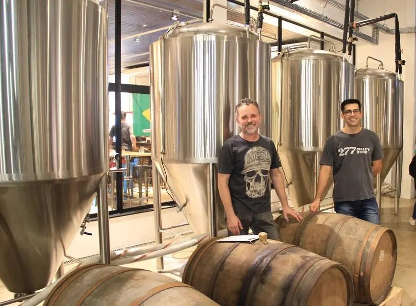 Foz do Iguaçu entra na rota da cerveja artesanal com o bar-cervejaria 277 Craft