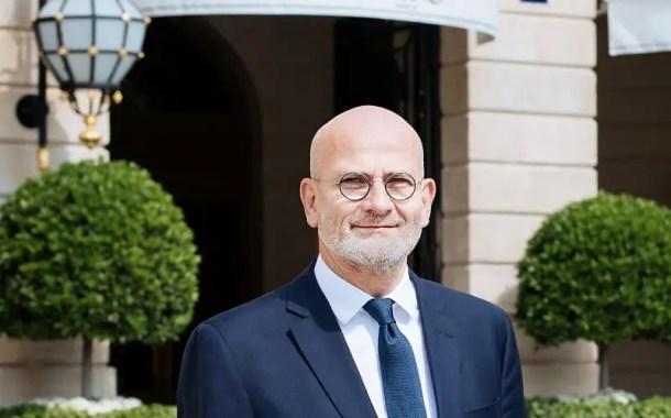 Marc Raffray é nomeado Gerente Geral do Ritz Paris