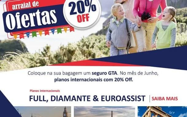 GTA tem descontos em pacotes até o fim do mês de junho