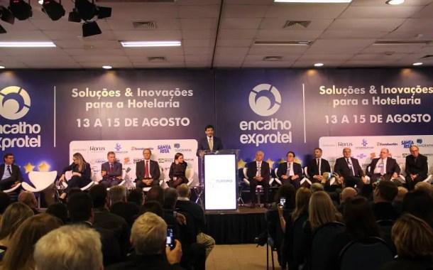 Começa em Florianópolis o 32° Encatho Exprotel para profissionais hoteleiros