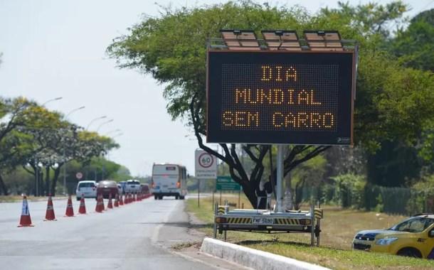 Dia Mundial Sem Carro: 64% dos passageiros de plataforma de caronas têm carteira de motorista, mas escolhem não dirigir