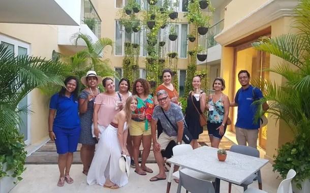 Abreu leva agentes do Nordeste para Colômbia e Panamá