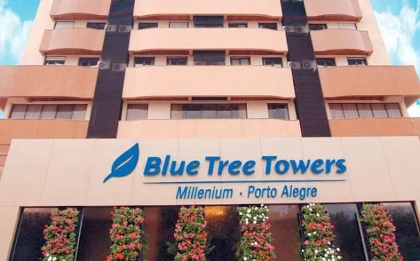 Blue Tree Towers Millenium Porto Alegre anuncia retrofit em apartamentos