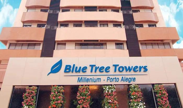 Blue Tree de Porto Alegre celebra 18 anos de atividades
