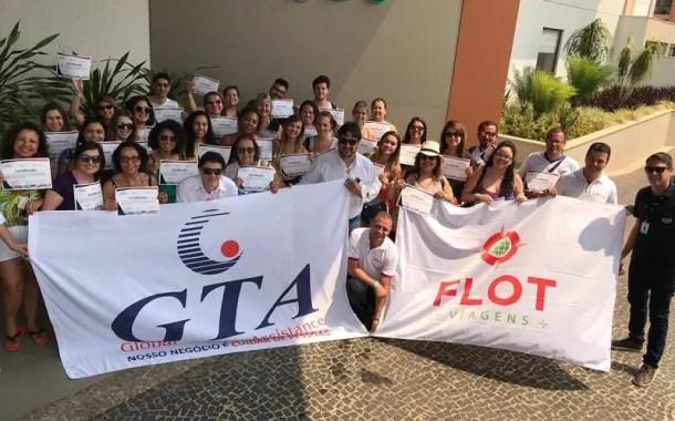 GTA capacita 37 agentes em Caldas Novas (GO)
