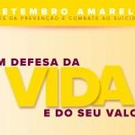 Rede Deville apoia Setembro Amarelo com palestras de valorização à vida