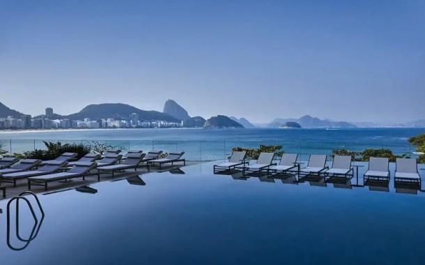 Fairmont Copacabana é eleito melhor hotel de luxo com vista panorâmica da América do Sul