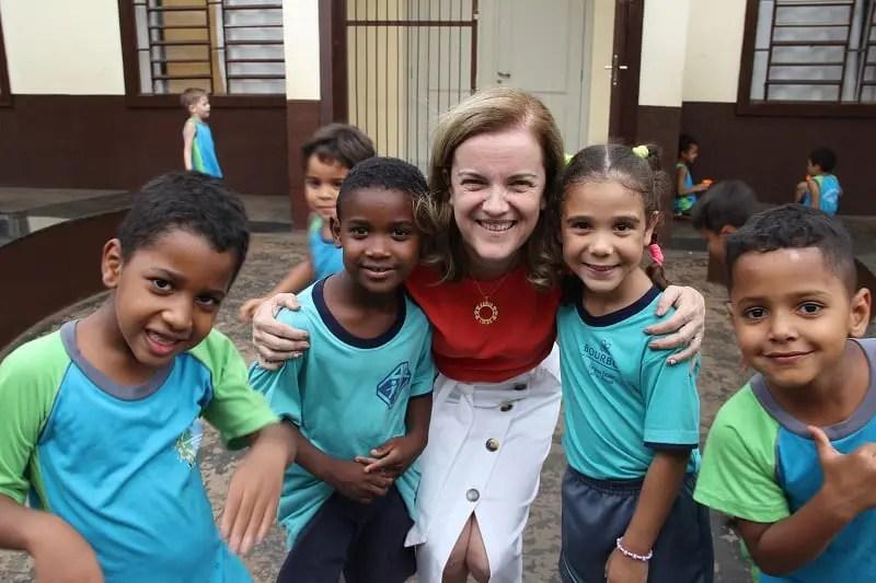 Escola municipal Caetano Vezozzo: semente das transformações