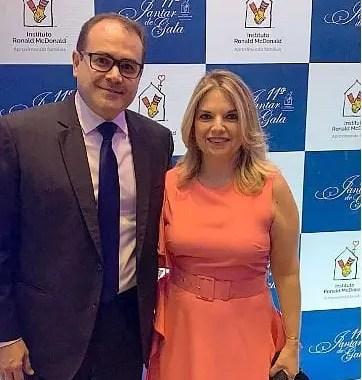 Nobile Hotéis participa de Jantar de Gala beneficente do Instituto Ronald McDonald em São Paulo