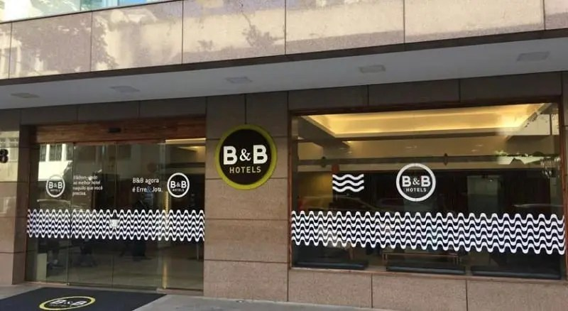 B&B Hotels inaugurou segundo hotel em Copacabana no Rio de Janeiro