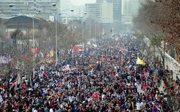 Turismo no Chile em meio a manifestações