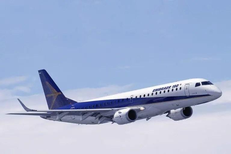 Embraer vai dar férias coletivas aos funcionários em janeiro e vai parar suas fábricas