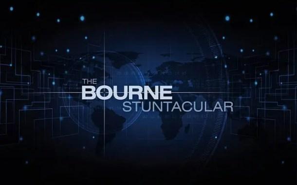 Universal Orlando Resort irá inaugurar The Bourne Stuntacular na primavera norte-americana de 2020