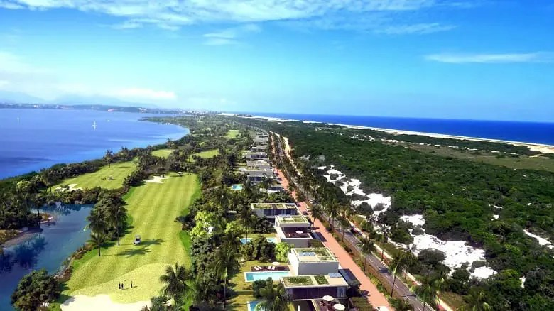 Maraey Golf Resort transformará Maricá no circuito mundial do esporte