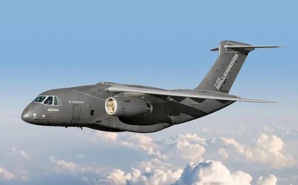 Embraer divulga nome e designação de seu avião de transporte multimissão