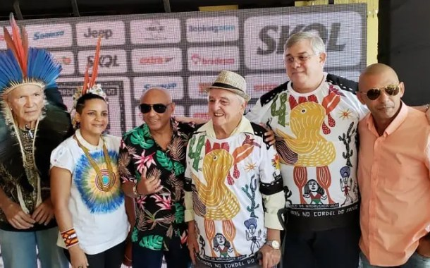 Galo da Madrugada lança selo de Gigante Guardião da Cultura e movimento sustentável